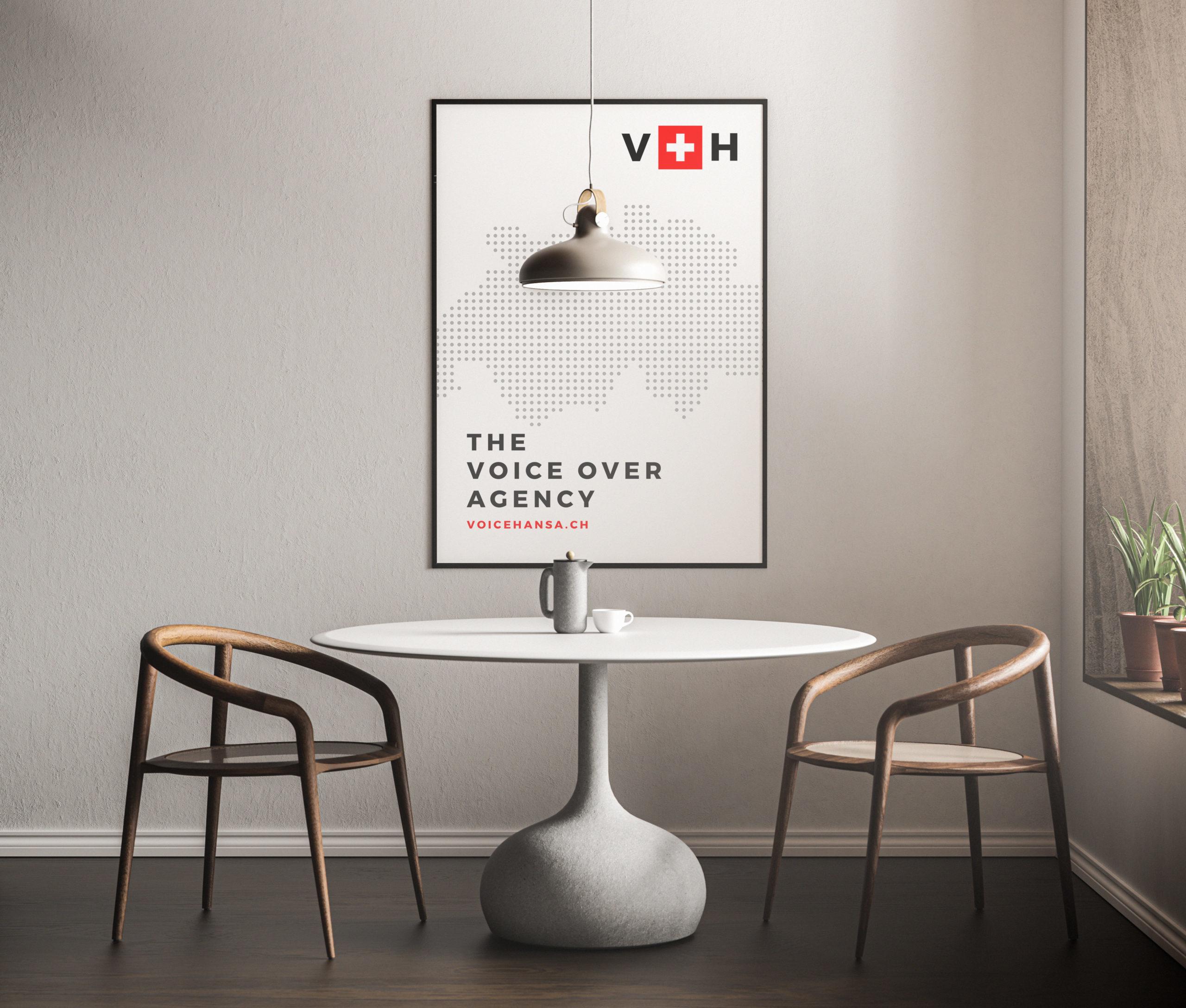 Voice Hansa es una agencia de locución con sede en Suiza.