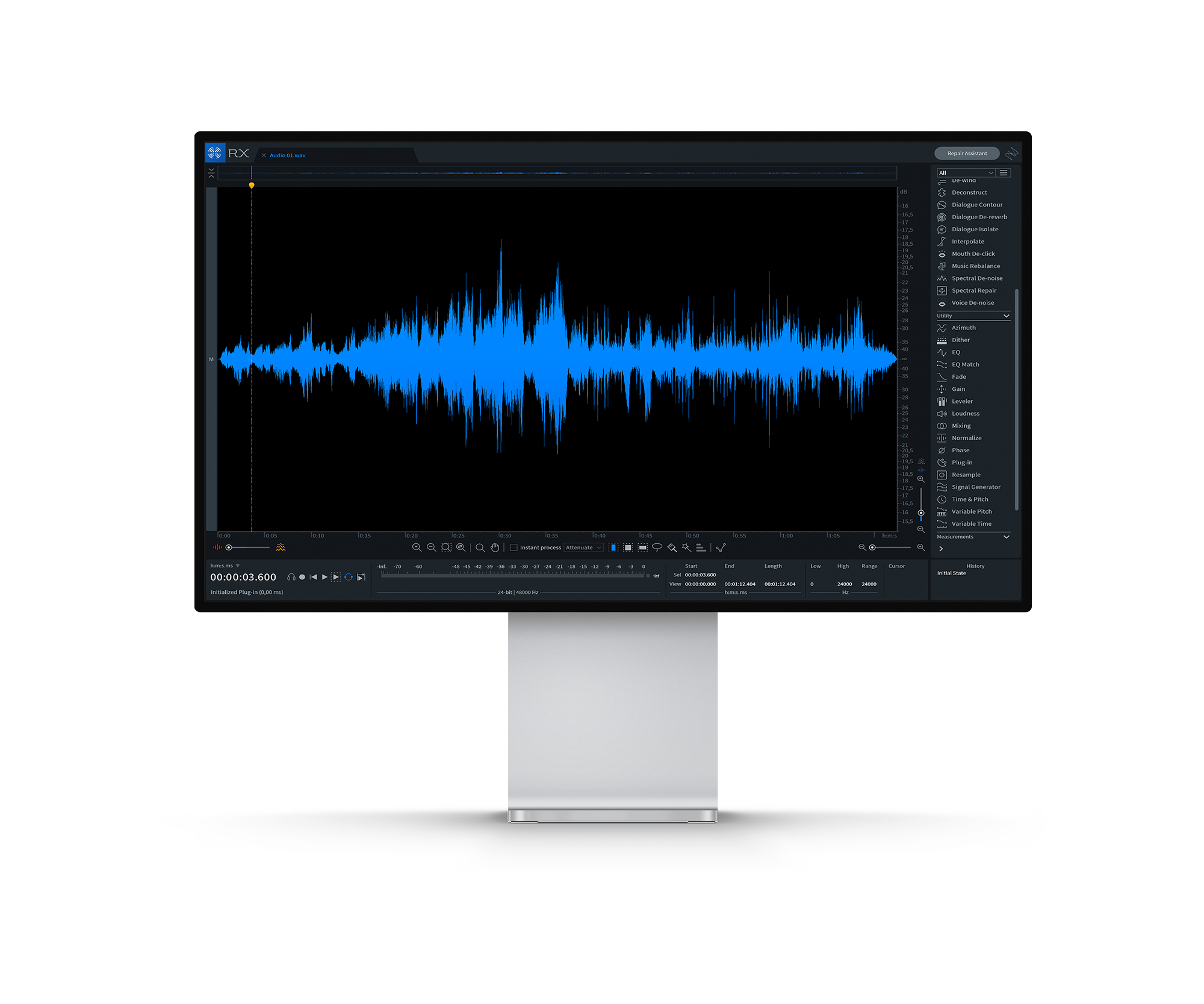 Voice Hansa - Editing, Mixing And Post Production